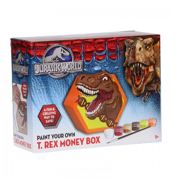 JURASSIC WORLD MONEY BOX
