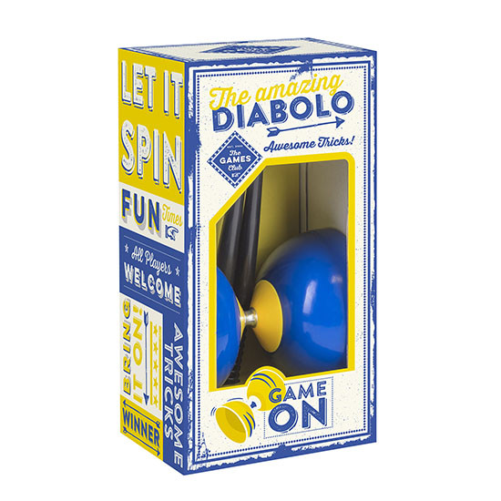 THE AMAZING DIABOLO