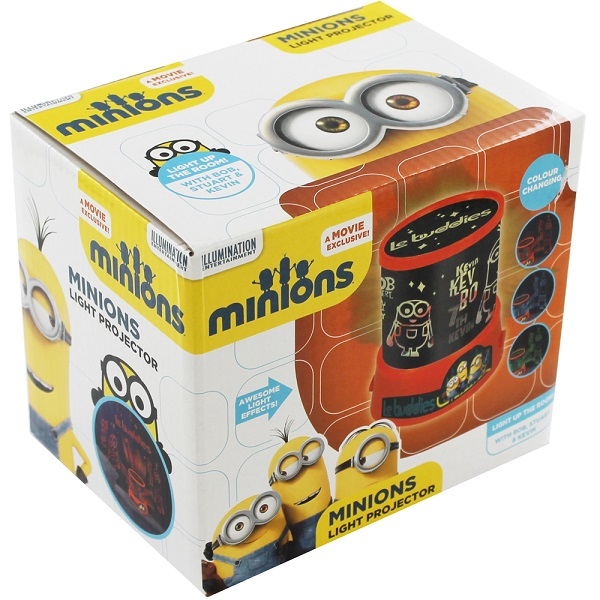 MINION LIGHT PROJECTOR